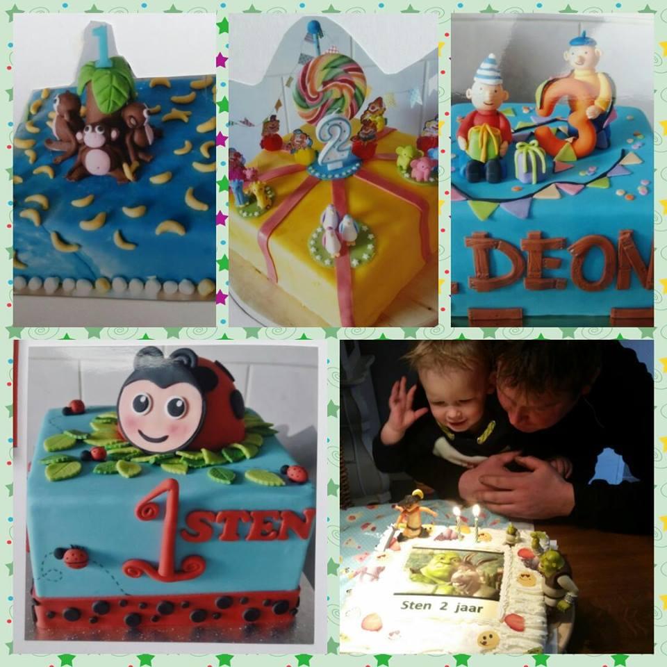 verjaardagstaart, taart, batboy, mamablog