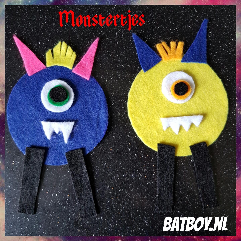 monsterspel, mamablog, batboy