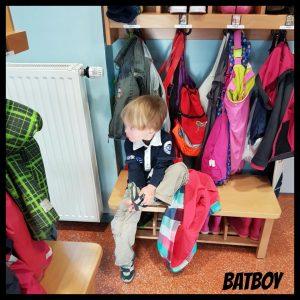 schoenen, gympies, batboy, school