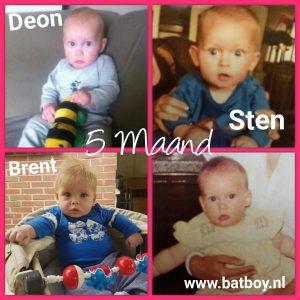baby, 5 maand, kinderen, kindje, kind, mama, omrollen, brabbelen, batboy, hapje