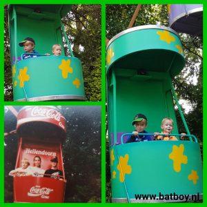 coca cola, reuzenrad, avonturenpark hellendoorn