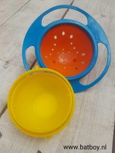 vaatwasser, gyro bowl, schaaltje, batboy, 360 graden