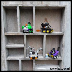 letterbak, lego, superhelden, batboy, hulk, batman, superhelden lego