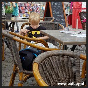 Donald Duck, siepelmarkt, Ootmarsum, rommelmarkt, batboy