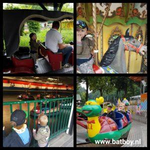 attracties, kinderen, pretpark, drouwenerzand, regen