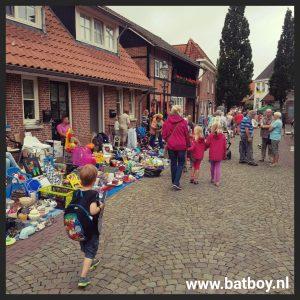 Siepelmarkt, Ootmarsum, rommelmarkt, batboy, donderdag, Rijssen, lommerd markt