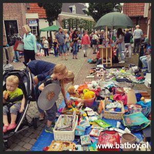 Rommelmarkt, batboy, Ootmarsum, siepelmarkt
