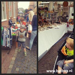Siepelmarkt, Ootmarsum, rommelmarkt, batboy