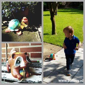 schildpadje, trekbeest, nostalgie, batboy, oud speelgoed, speelgoed, spelen