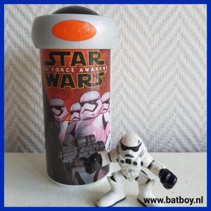 drinkbeker, star wars, school, batboy, rosti mepal