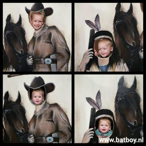 speelparadijs, mamablog, batboy, cowboy