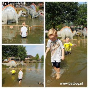 water, kinderen, dino, zwolle, batboy, dinopark, dinoland
