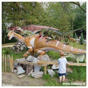 Dinoland,Zwolle, batboy, kinderen, speeltuin, dinosaurussen, dino