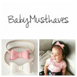 baby musthaves, baby, newborn, haarbandjes, baby accessoires, batboy