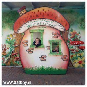 sprookjeshof, attractiepark sprookjeshof, zuidlaren, sprookjes, batboy, kinderen, speeltuin, mamablog