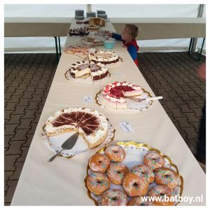 taart, gebak, zoetigheid, batboy, kinderfeestje, piraat, piratenfeestje