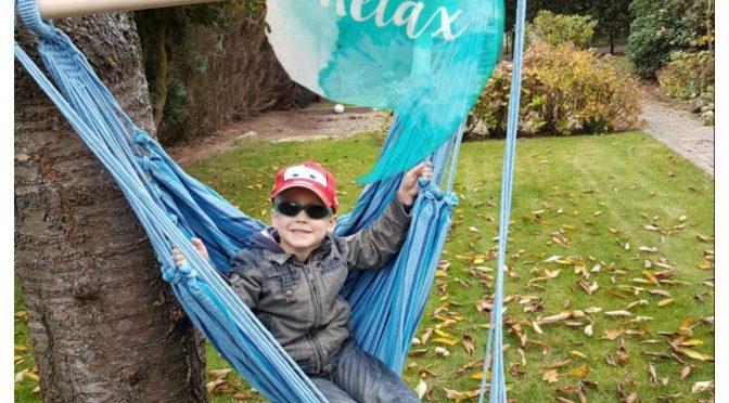 Win een Hangmat of Hangstoel van Tropilex