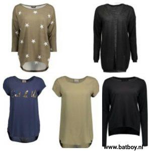 sans online, shoppen, kleding, batboy, online shoppen, trui, gillets, jeans, dames mode, mode, winkelen, vero moda