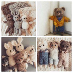 stuffy, stuffies, batboy, handgemaakt, props, newborn