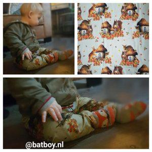 herbert textiel, batboy, diy, babykleding, naaien, stof, stoffen