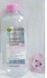 garnier micellair reinigingswater, garnier, reinigingwater, gezicht, reinigen
