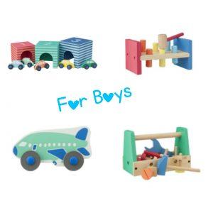 houten speelgoed, hema, batboy, jongens, houten jongens speelgoed, sinterklaas