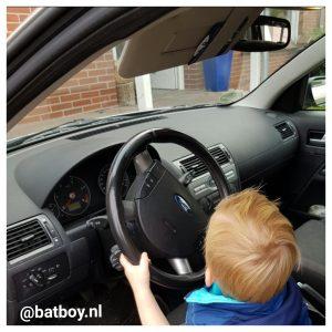 auto, batboy, voorin, autostoeltje, stoelverhoger, auto, een veilig autostoeltje