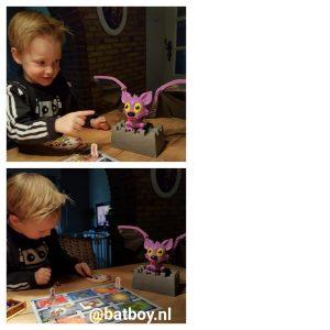 ravensburger, flo fladder muis, vleermuis, batboy, kinderen, spel, gezelschapsspel, bordspel