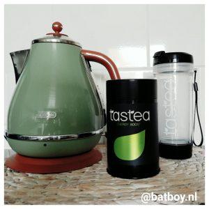 tastea thee voor energy, thee, batboy, theekruiden, thee drinken, energie, energy boost, tastea thee waar je energie van krijgt