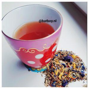 tastea thee voor energy, thee, batboy, thee drinken, theeleut, energie, energy boost, tastea thee waar je energie van krijgt