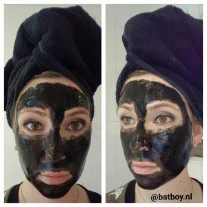 gezichtsmasker, pilaten, batboy, zwart, masker, gezicht, gezichtsmasker