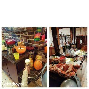 ontbijt, ontbijten, batboy, hofcafe strötker, duitsland