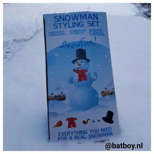 diy, sneeuw, batboy, sneeuwpop, sneeuw, action, eindelijk sneeuw