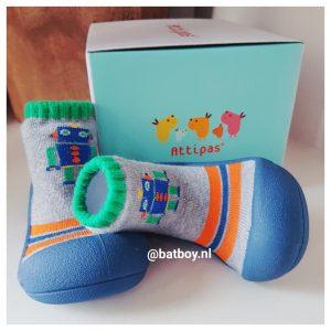attipas, baby, batboy, schoentjes, babyschoentjes, eerste stapjes, lopen