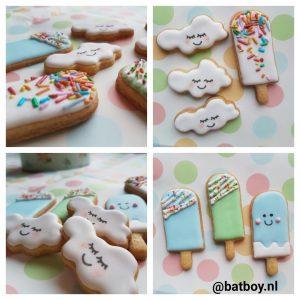 winactie, koekjes, koekjes van kristien, batboy, wolkjes, ijsjes, unicorn