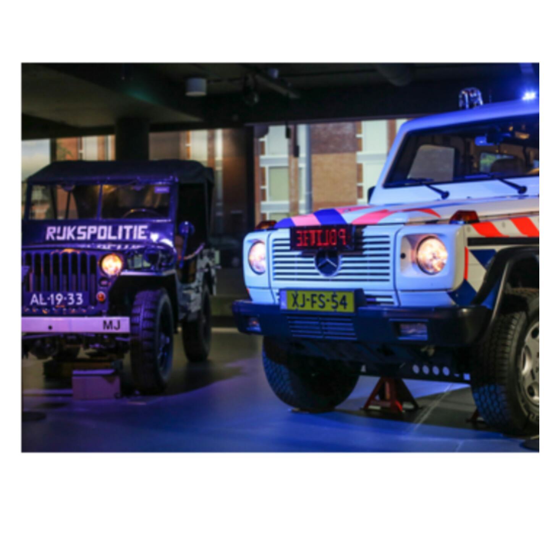 politie, batboy, politieweken, museum, veiligheidsmuseum, pit