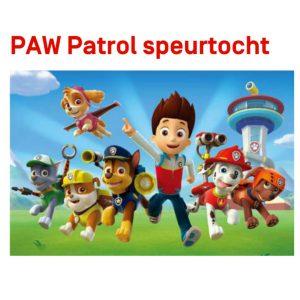 paw patrol speurtocht, paw patrol, politie, batboy, veiligheidsmuseum, museum, almere