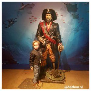 sea life, sea life oberhausen, oberhausen, batboy, piraat