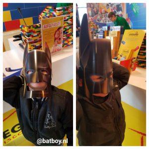 batman, batboy, lego, legoland, legoland discovery centre, maskers van batman