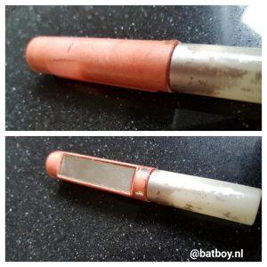 lippen, etos, zalm, oranje, batboy, lipstick, lippenstift, lipstift
