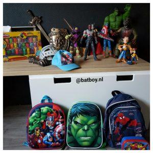 jongensspeelgoed, superhelden, jongens, speelgoed, batboy, cadeaus