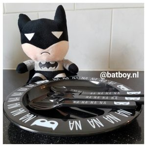 Kinderservies, batman