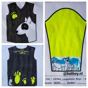 aan de slag, tekenen en kleuren, je eigen kledingstuk ontwerpen, ontwerp, ontwerp kledingstuk