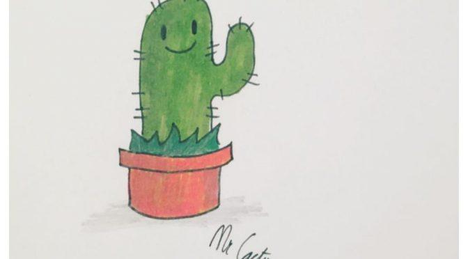 Het nieuws wordt verteld door Mr. Cactus