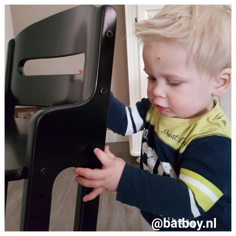 babydan kinderstoel