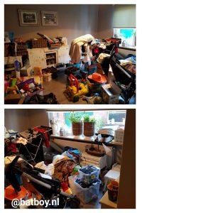 rommelkamer, speelkamer, speelgoed opbergen