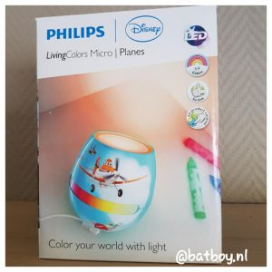 batboy, een jaar bloggen, win een philips disney livingcolor tafellamp, blog
