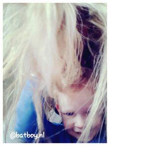 haar, haren los, haar vast, een paardenstaart, vlecht