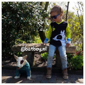 je eigen kledingstuk ontwerpen, batboy, good in being different, mamablog, ontwerp, ontwerp kledingstuk