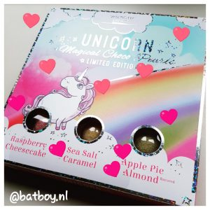 winactie, unicorn magical choco pearls